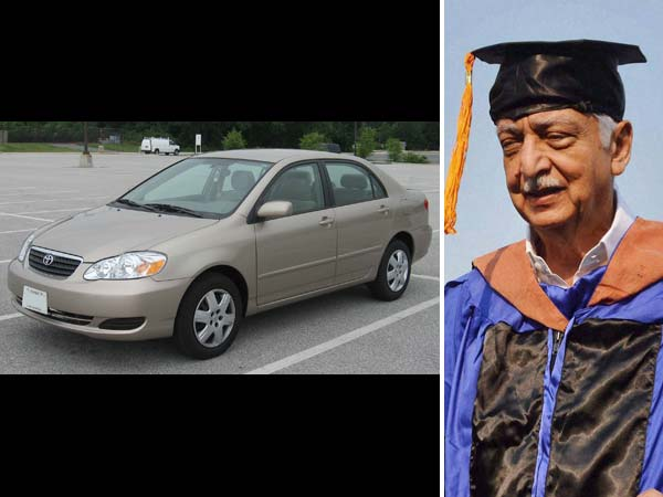 Premji and his love for his Toyota Corolla- A long story! source drivespark