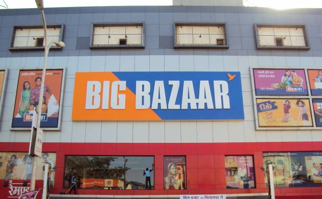 Big Bazaar Future Group- Next Big Brand