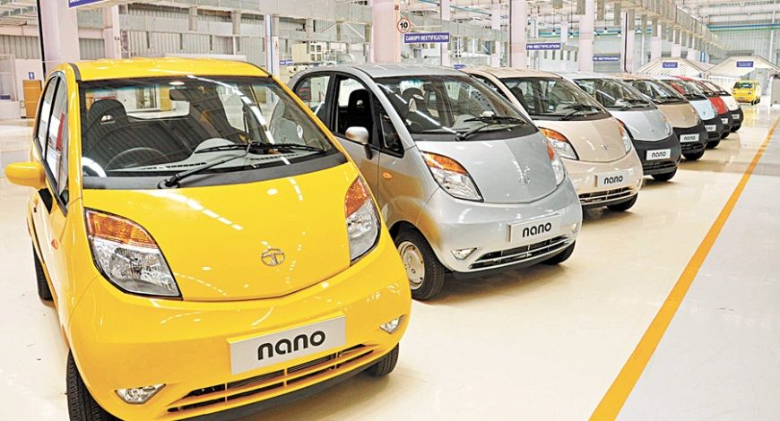 Tata Nano- Next Big Brand