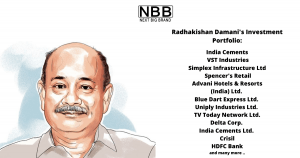 Radhakishan Damani - Next Big Brand