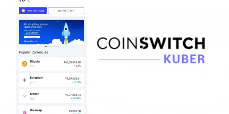 CoinSwitch Kuber: NBB